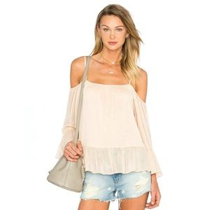 Lovers + Friends Maison Blouse